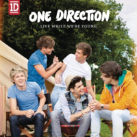 Cover zu Live While We're Young