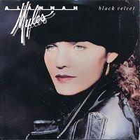 Cover zu Black Velvet