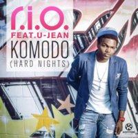 Cover zu Komodo (Hard Nights)