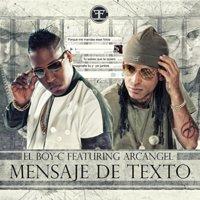 Cover zu Mensaje De Texto