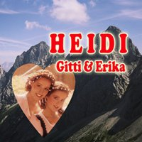 Cover zu Heidi (Deine Welt Sind Die Berge)