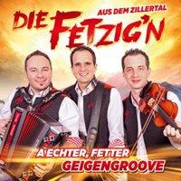 Cover zu A Echter Fetter Geigengroove