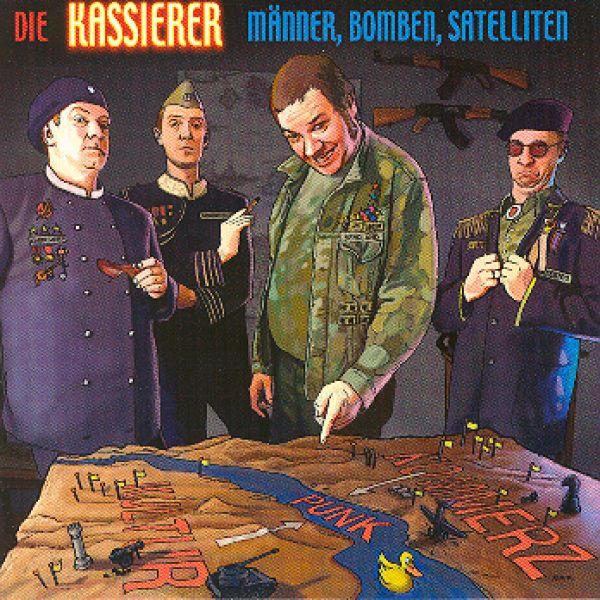 Die Kassierer Hodensack