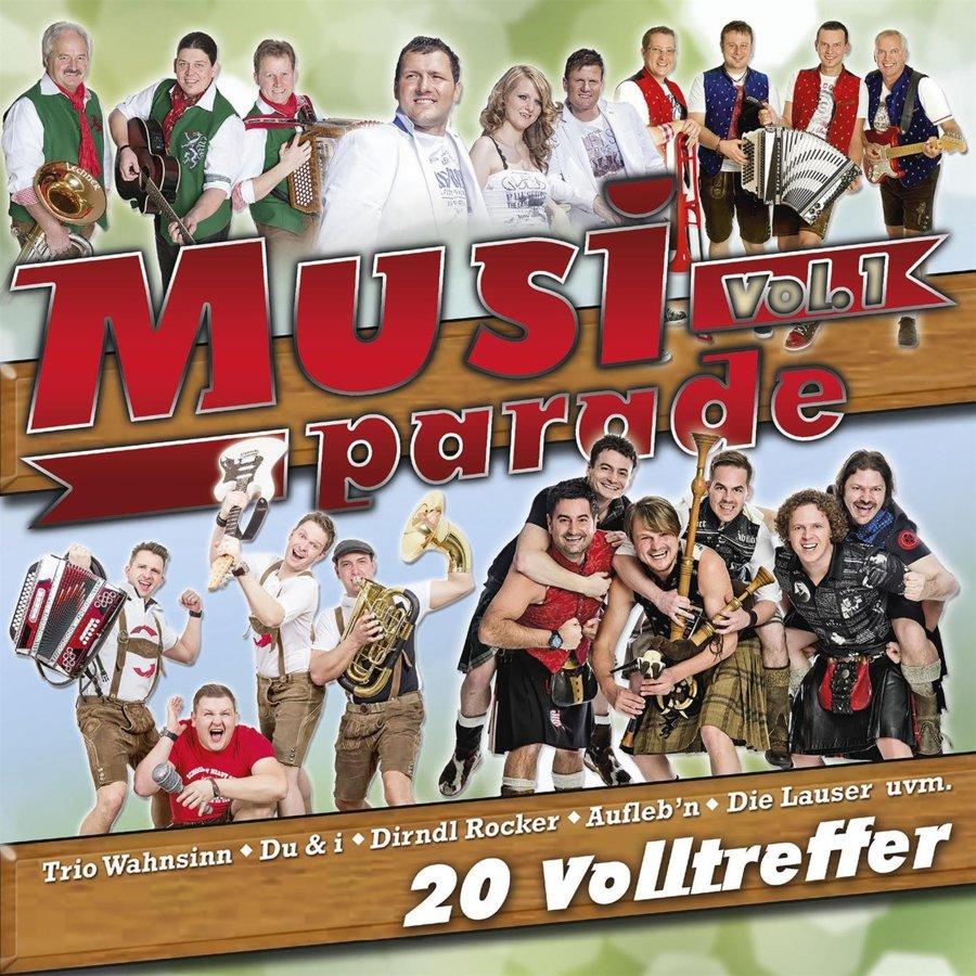 trio junge power - lustige leut - rautemusik.fm